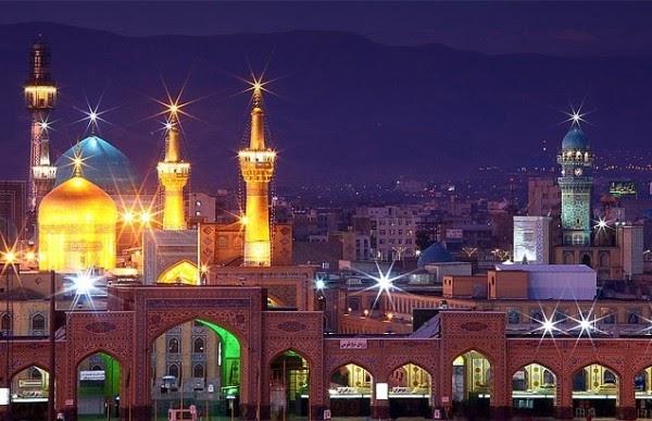 مسجد الإمام رضا