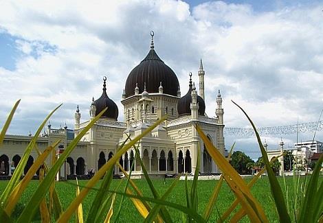 مسجد زاهر