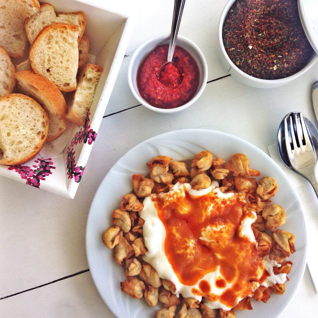 مطعم bodrum-manti