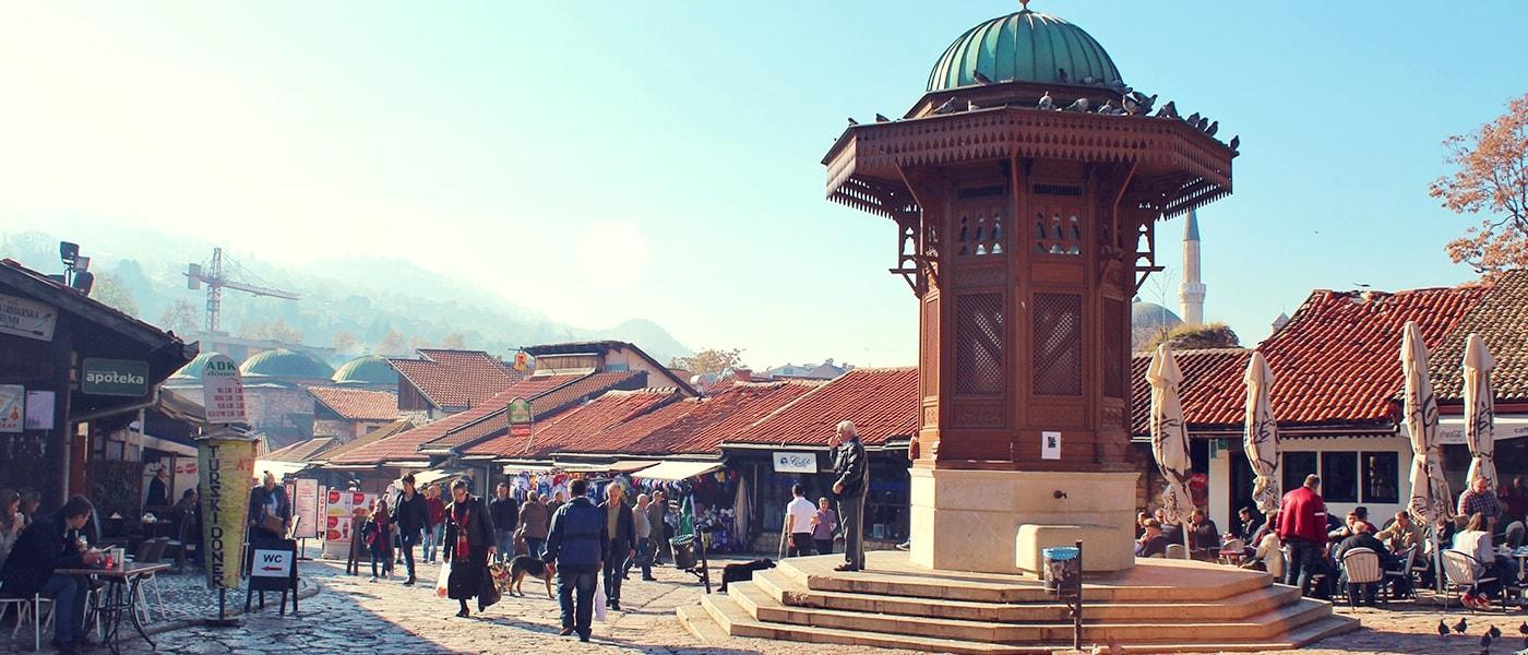 معالم البوسنة والهرسك