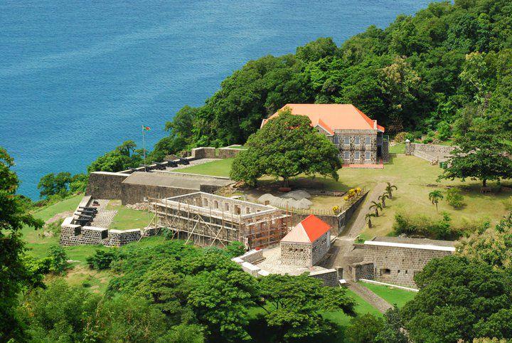 معالم دومينيكا