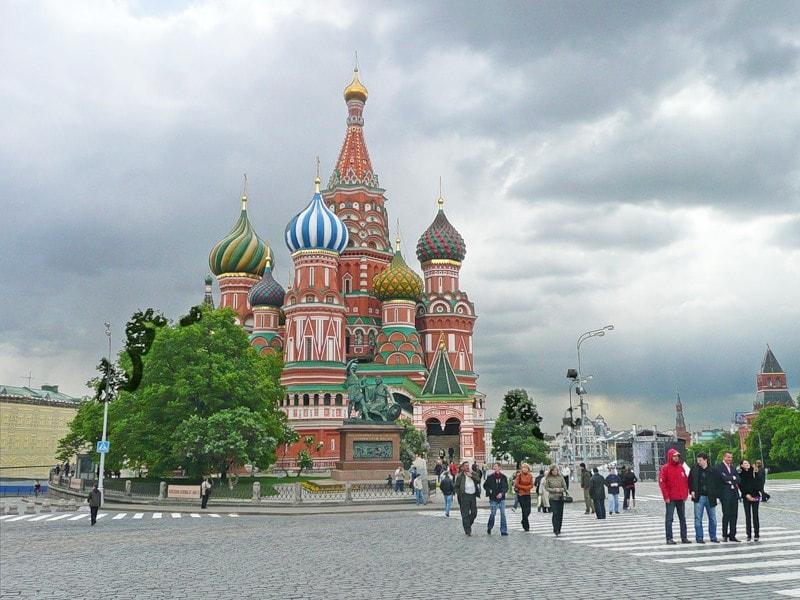معالم روسيا البيضاء