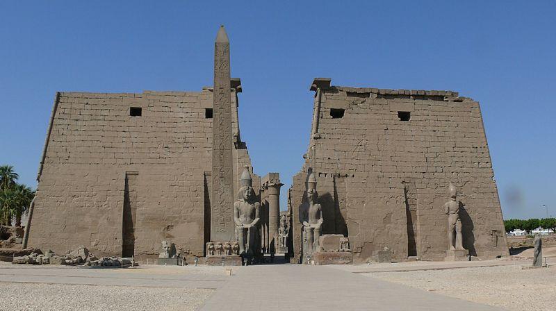 معبد-الأقصر