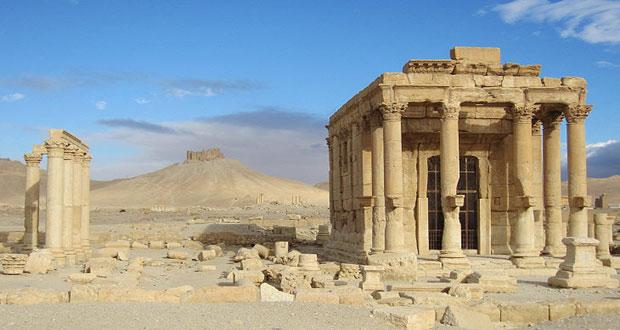 معبد بعلشمين