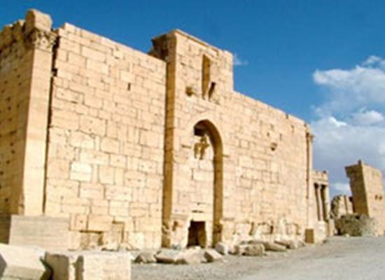 معبد يلحمون ومناة