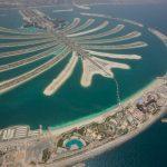 جزيرة نخلة الجميرة في دبي