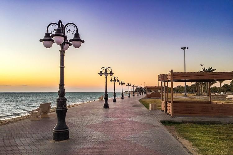 أفضل خمس شواطئ السعودية المرسال