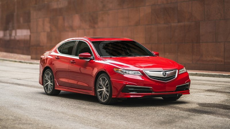 2017 Acura TLX GT