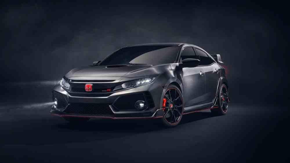 هوندا سيفيك Type 2017 النسخة 2017-Honda-Civic-Typ