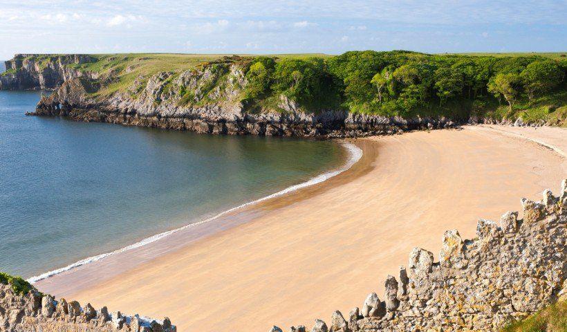 شاطئ ويلز