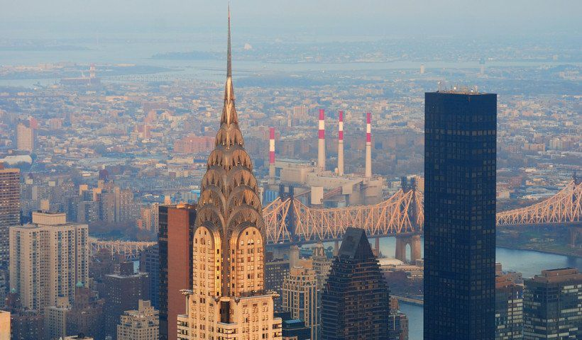 Chrysler Building – New York City, NY