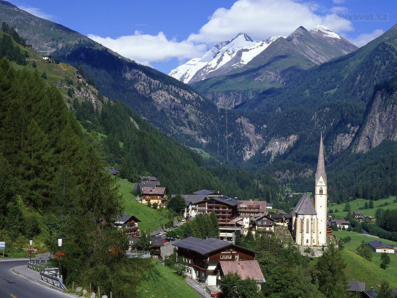 مدينة كارينثيا السياحية في النمسا  مدينة كارينثيا السياحية في النمسا