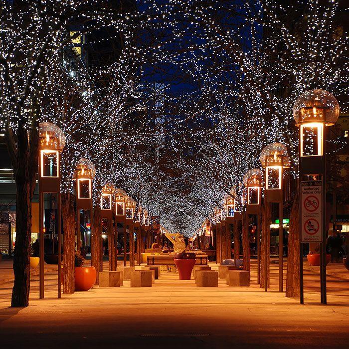 دنفر عاصمة ولاية كولورادو