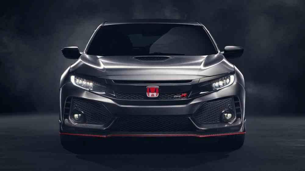 هوندا سيفيك Type 2017 النسخة Interface-2017-Honda