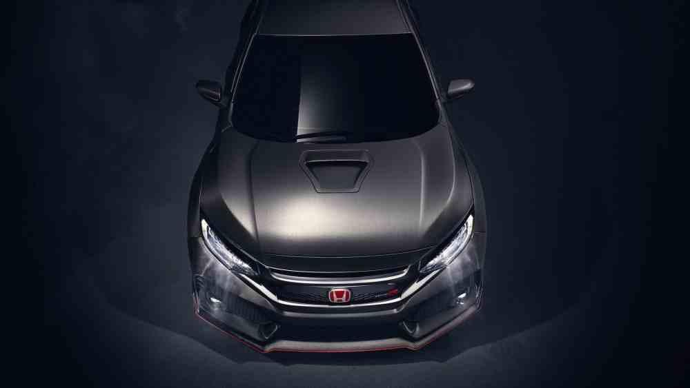 هوندا سيفيك Type 2017 النسخة New-2017-Honda-Civic