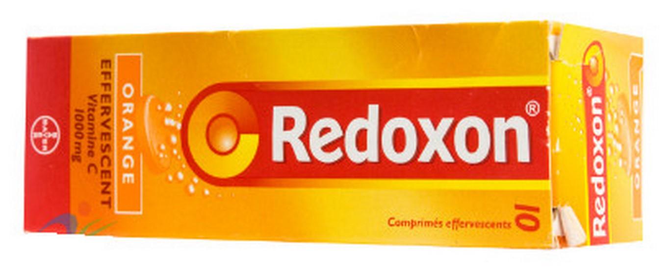 اقراص ريدكسون الفوارة Redoxon المرسال