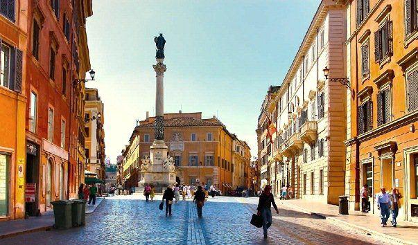 أكثر العالم رومانسية لعام 2016 Rome-is-one-of-the-m