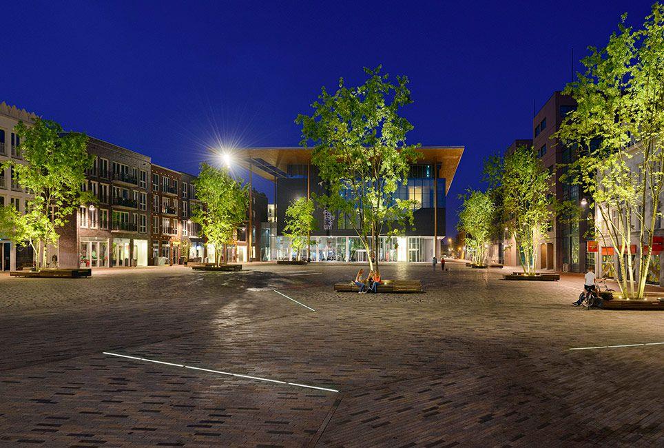 The Wilhelmina Square