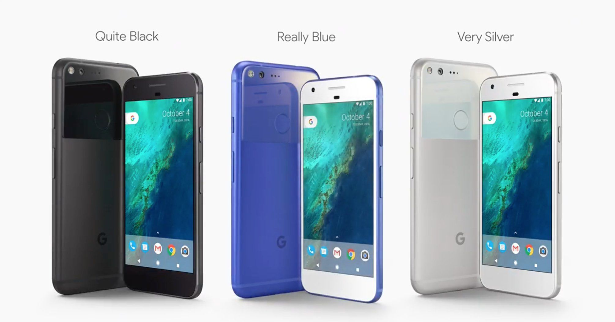 الوان جوال جوجل بيكسل Google Pixel