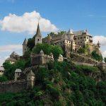 قلعة هوش ستيرويتز في النمسا