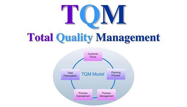 إدارة الجودة الشاملة ،و أهميتها