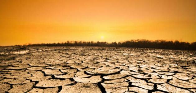 الأسباب التي أدت إلى حدوث ظاهرة الاحتباس الحراري
