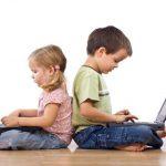 """حملة """"إنترنت آمن"""" لحماية الأطفال"""