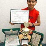 فارس الخليفي ... أصغر مخترع سعودي