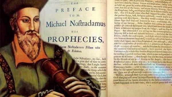 نبوءات العراف الفرنسي