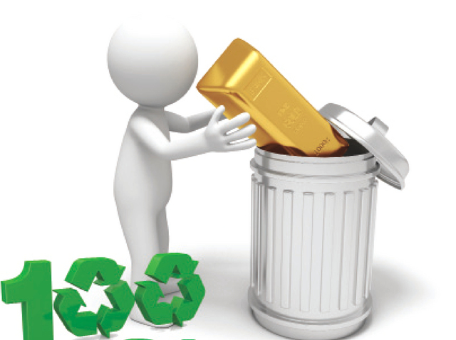 الفوائد المتعددة لعملية إعادة التدوير