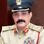 """""""خميس مطر المزينة """" القائد العام لشرطة دبي رحمه الله"""