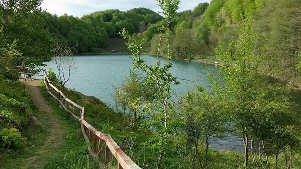 بحيرة أولوغول -تركيا