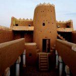 قلعة عيرف بمدينة حائل