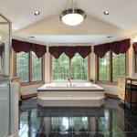 تصميم الحمامات بين الفخامة و الحداثة