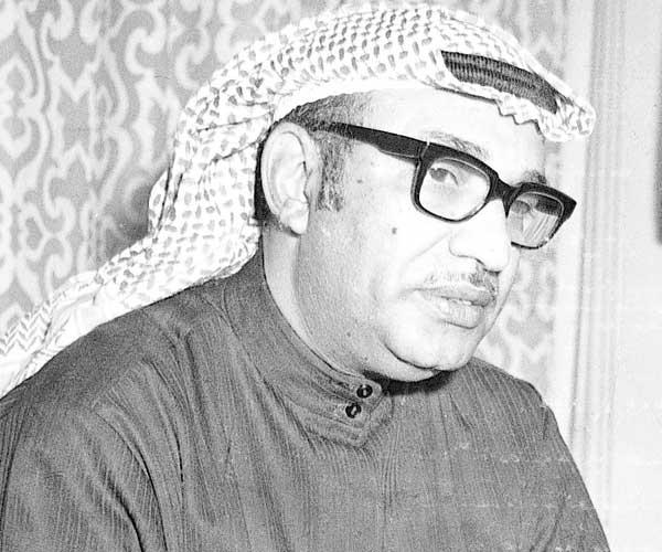 نشأة رائد المسرح الكويتي حمد عيسى الرجيب ودراسته :