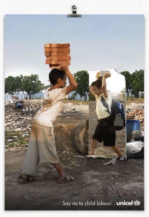 حملة ضد عمل الأطفال