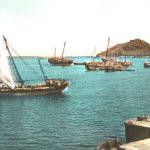 تاريخ ميناء السفن الشراعية الكويتية