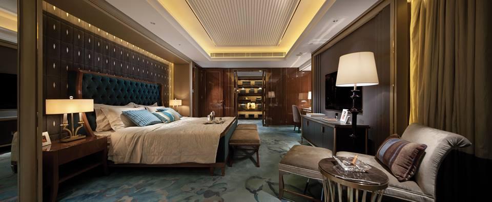 ديكورآت آسقف حديثه سقف-ساقط-بغرفة-نوم.j