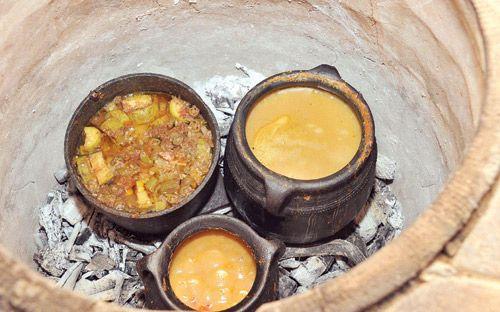 الأكلات الشعبية في منطقة جازان المرسال