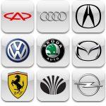 معاني علامات السيارات