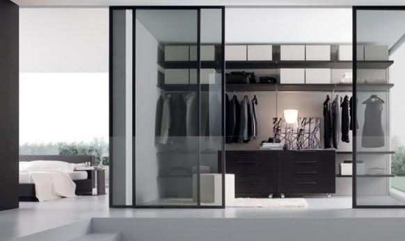 غرفة ملابس بغرفة نوم رئيسية