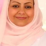 """اول طبيبة سعودية """" فاطمة عبدالله الملحم  """" في مجال الأشعة بالشرقية"""