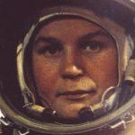 """اول رائدة فضاء في العالم """" فالنتينا تريشكوفا """""""