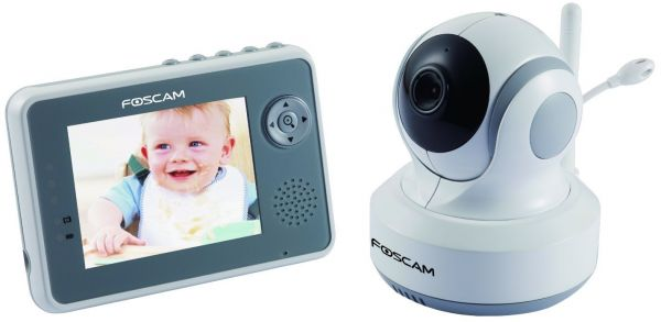 جهاز مراقبة فوسكام ديجيتال لمراقبة الطفل