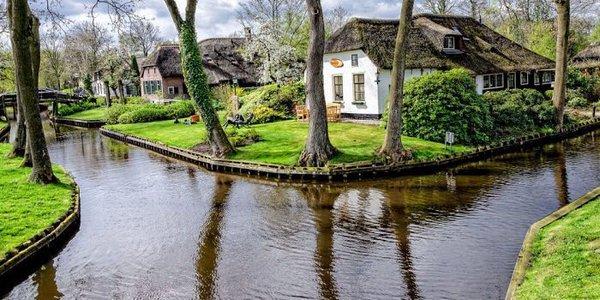 القرية المائية في هوالندا