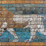 قصة تمثال اسد بابل
