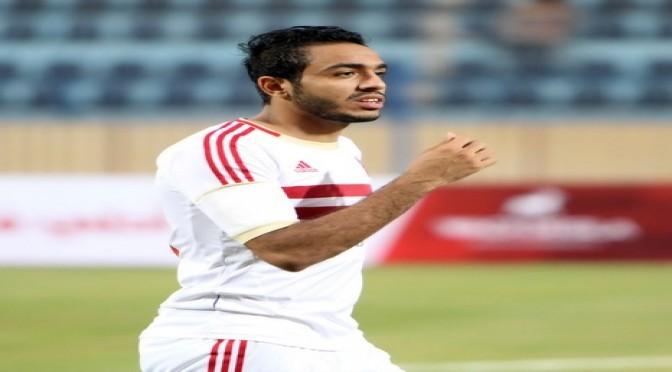 كهربا مع نادي الزمالك المصري احرز كاس مصر وكان هداف الفريق ببطولة الدوري عام 2016