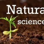 ماهي العلوم الطبيعية