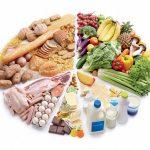 ما هي مجموعات الغذاء الرئيسية ؟
