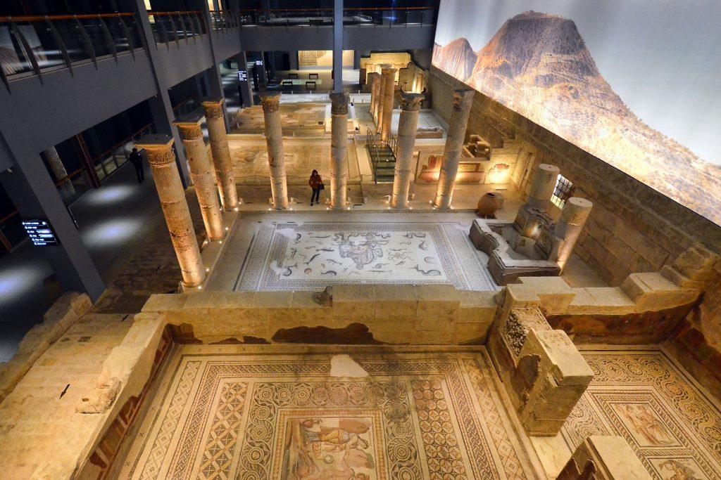 متحف زويغما الفسيفسائي